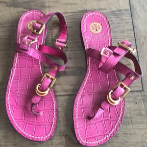 Authentic Tory Burch Sandals size 6.5
